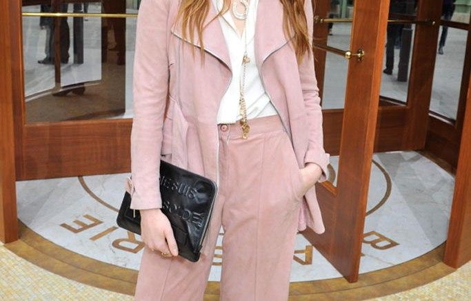 Paris Fashion Week: Florence Welch
