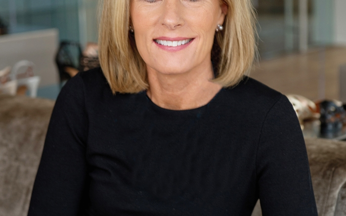 Caleres Chairman, CEO and President Diane Sullivan.