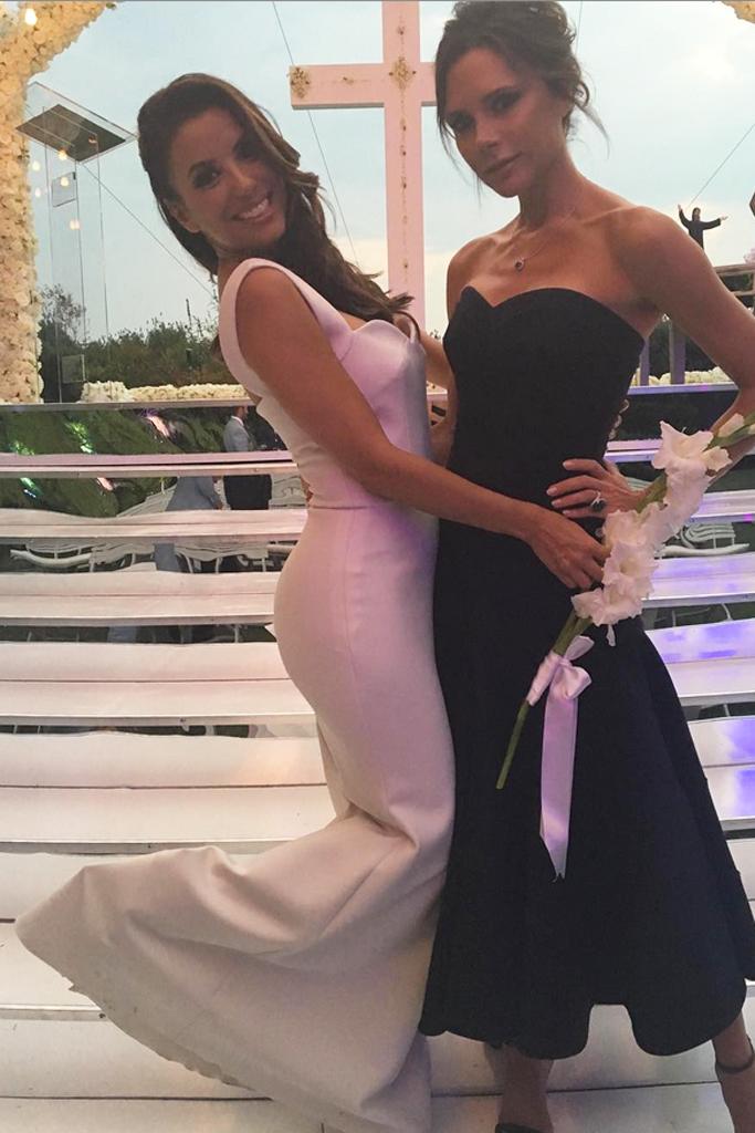 Eva Longoria Wedding Jose Baston