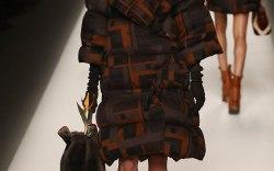 Fendi: Footwear Closeup