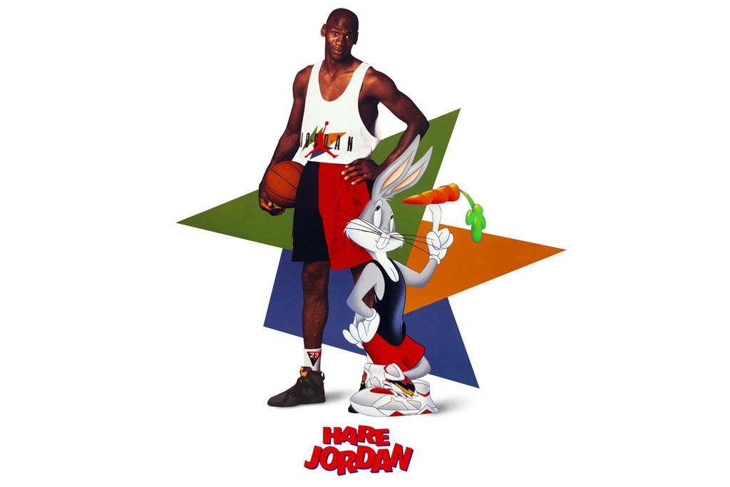 Hare Jordan Nike
