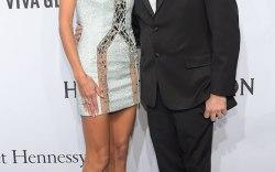 Heidi Klum &Kenneth Cole
