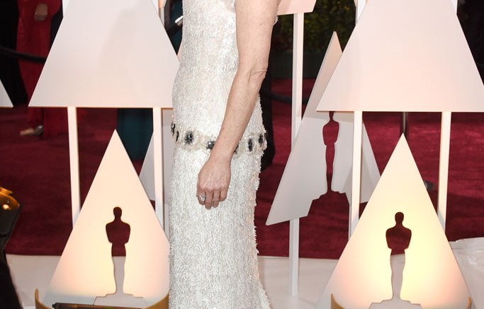 Oscars Red Carpet Shoes