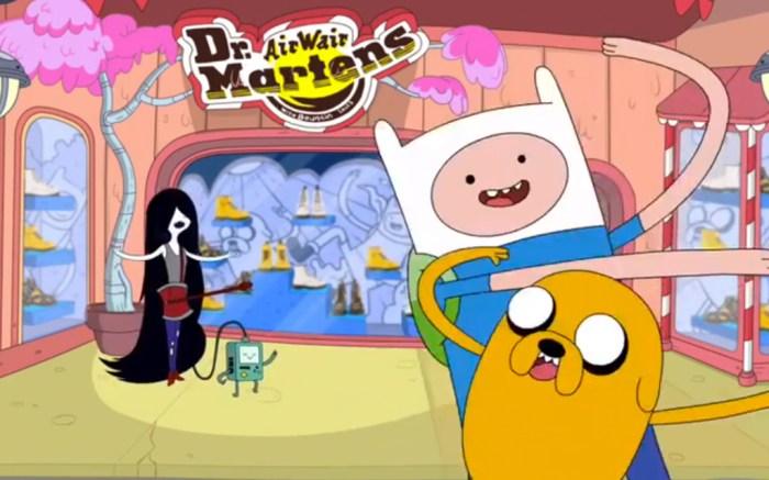 Dr. Martens x Adventure Time