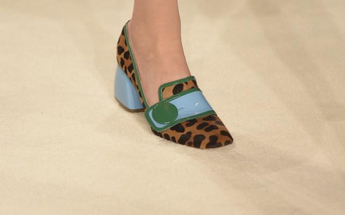 Shoe Close-Up: Miu Miu
