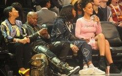 Celebrity NBA All-Star Shoe Style