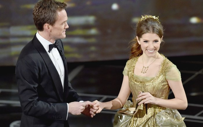 Oscars Neil Patrick Harris Anna Kendrick
