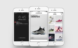 Nike's SNKRS app