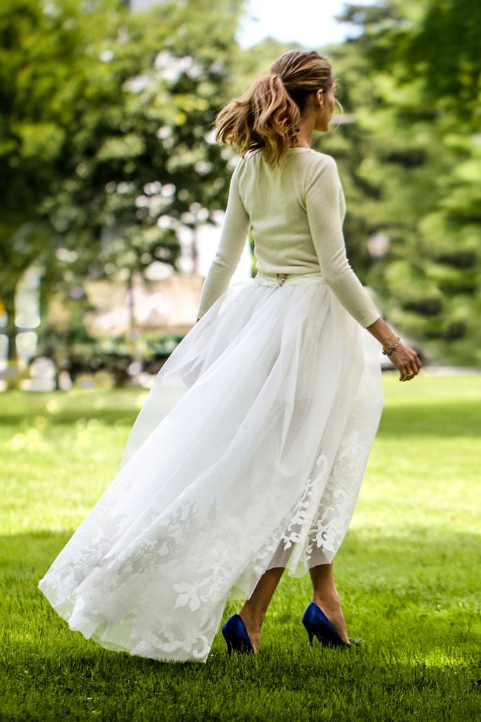 Celebrity wedding shoes