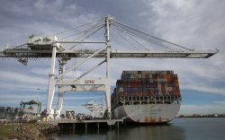 West Coast Ports Penny Pritzker