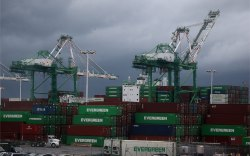 West Coast Port Shutdown