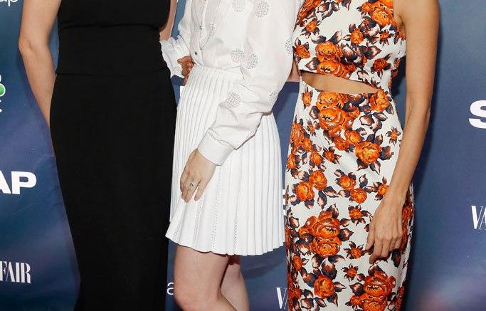 Uma Thurman, Melissa George, Thandie Newton