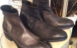 First Look: John Varvatos Fall '15 Men's Shoes
