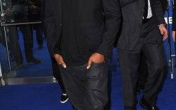 Jay Z's Timberland Shoe Style