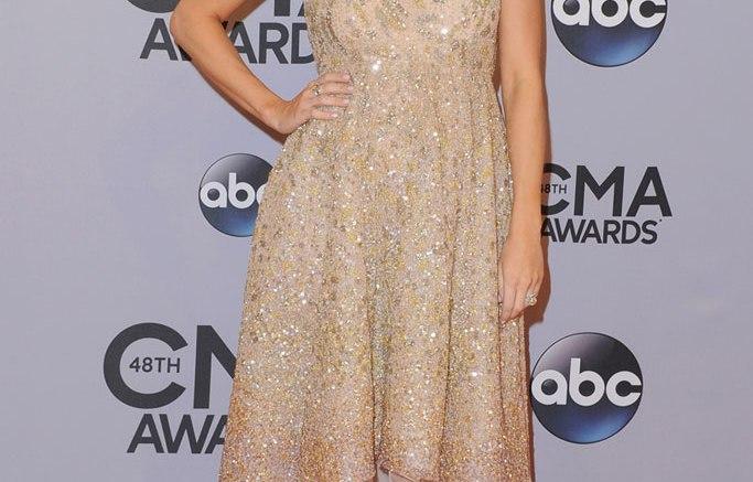 Carrie Underwood November 2014