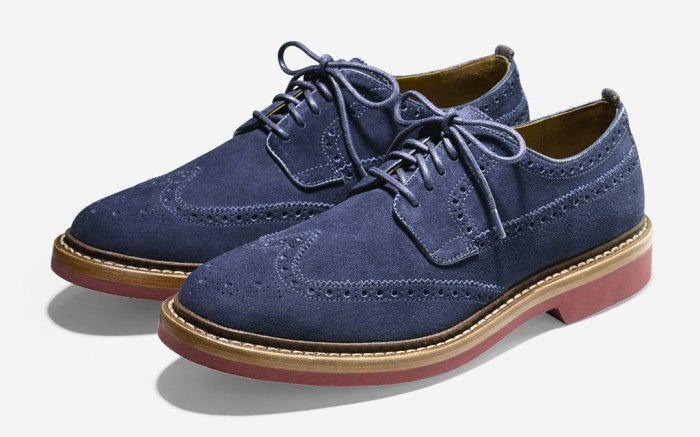 Cole Haan and Todd Snyder Collaborate