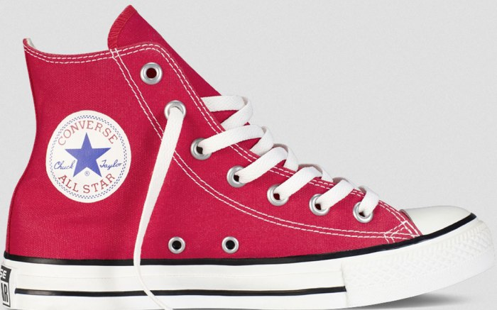 The Nike-owned Converse All-Star
