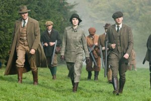 Downton Abbey Fashion Moments