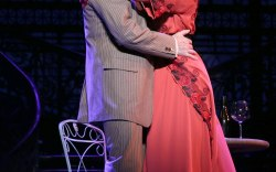 "Howard McGillin & Victoria Clark in ""Gigi"""