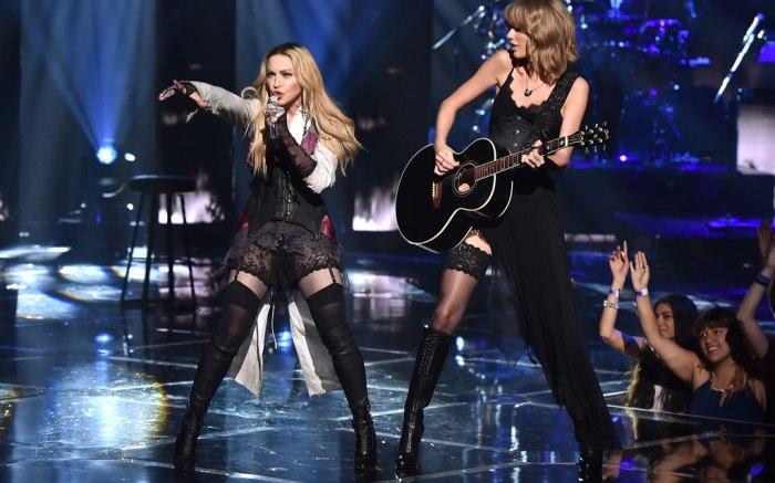 Taylor Swift & Madonna