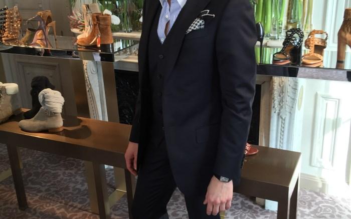 Paris Fashion Week Edgardo Osorio
