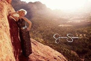 Jessica Simpson Spring Campaign