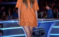 Jennifer Lopez American Idol Shoe Style