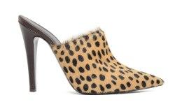 Jenni Kayne leopard print mule