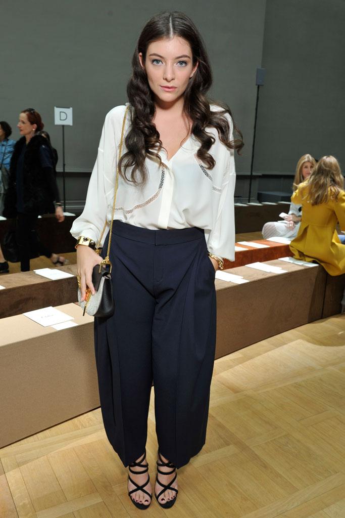 Paris Fashion Week: Chloe