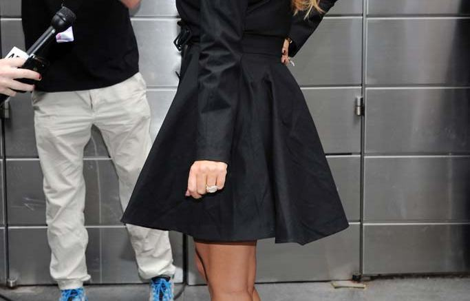 Mariah Carey Shoe Style