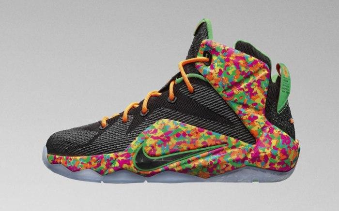 Nike's new Fruity Pebbles shoe