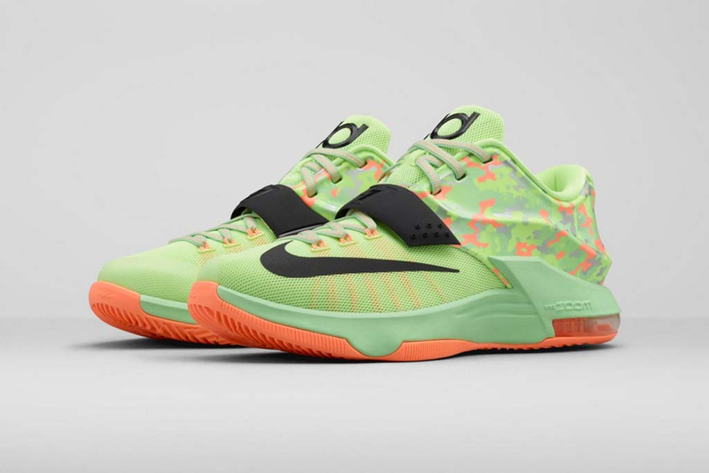 Kevin Durant's KD7 Easter