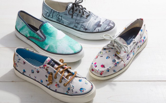 Sperry for spring '15