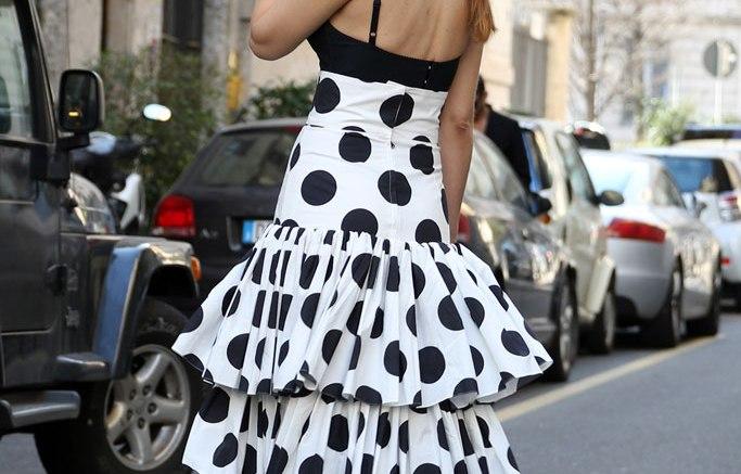 Milan Fashion Week Fall '15: Street Style