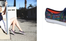 """Taylor Swift's """"1989"""" Tour Sneakers"""