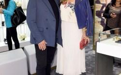 Giuseppe Zanotti's Beverly Hills Store Opening