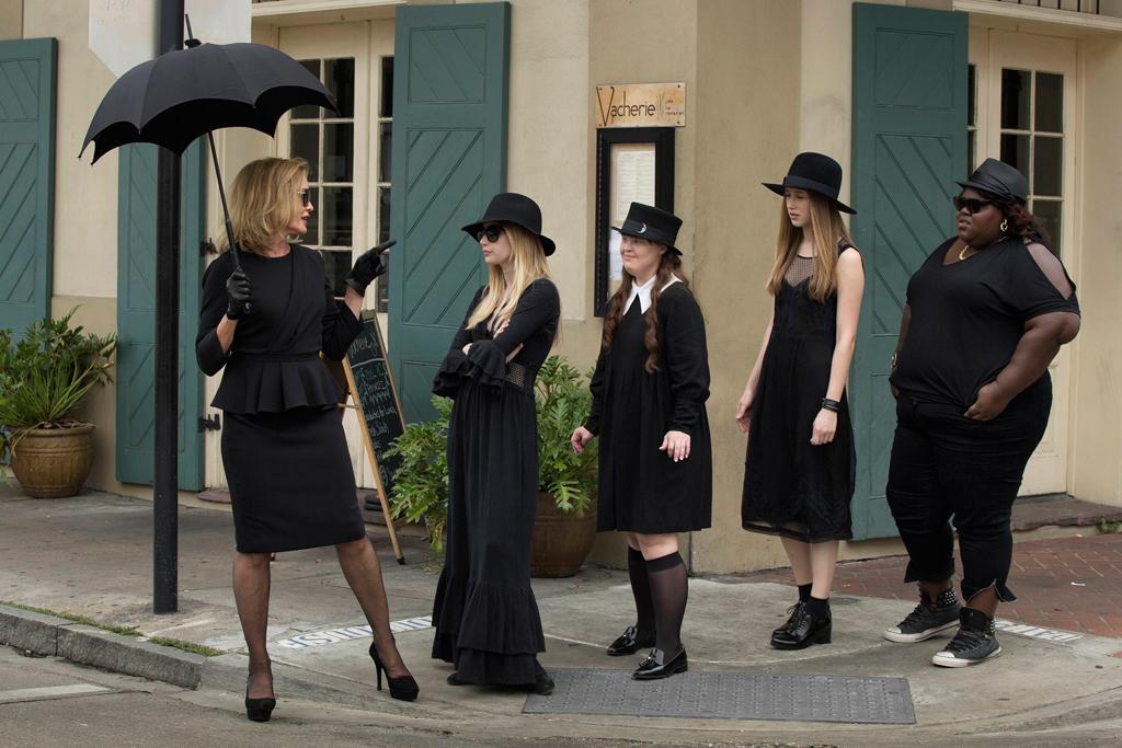 Jessica Lange, AHS: Coven