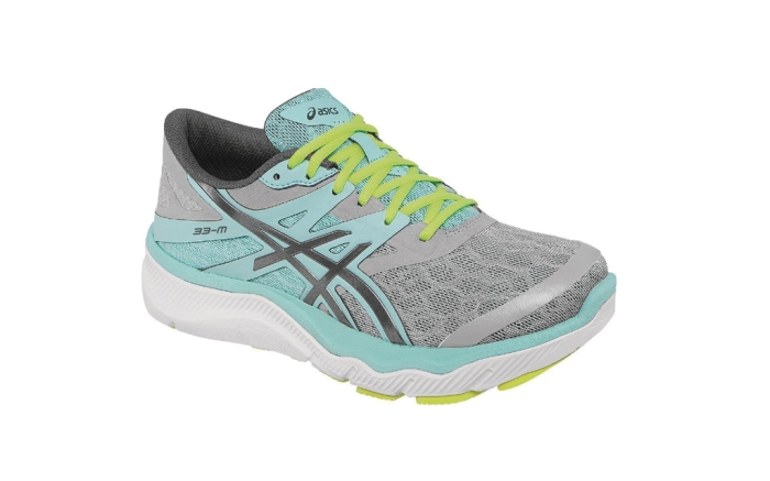 A style from Asics' Natural33 collection.
