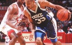 Duke Grant Hill Nike Air Unlimited 1994