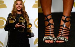 Beyoncé vs. Solange: Shoe-Down