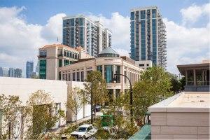 Buckhead Atlanta, Retail Real Estate
