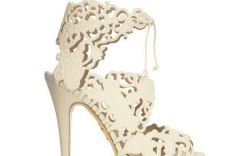 "Charlotte Olympia ""Belinda"" Sandals, $870"