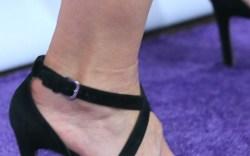 Jessica Lange's Shoe Style