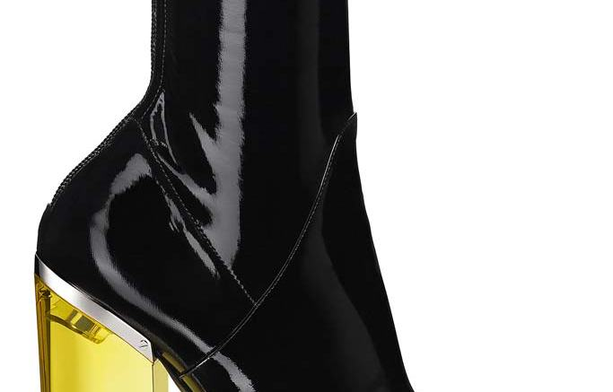 Dior Fall '15 Shoe Collection
