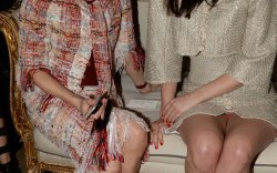 Anna Wintour & Dakota Johnson