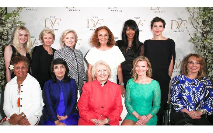 The 2015 DVF Awards