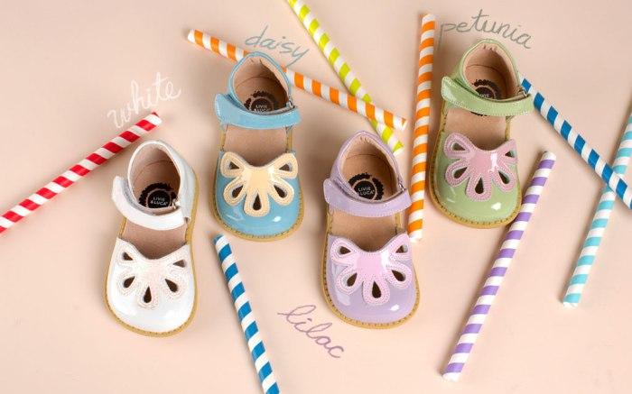 Livie & Luca Spring Petal Shoes.
