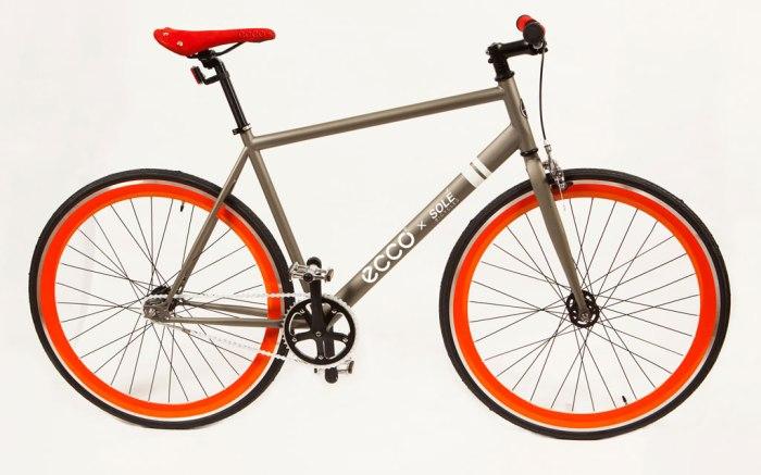Ecco x Solé Bicycles