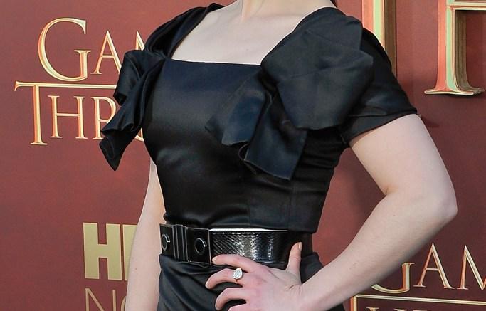 """Emilia Clarke of """"Game of Thrones."""""""