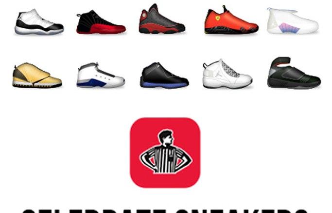 Foot Locker Shoemoji App